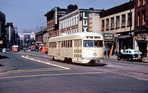 1940s PCC car in Vancouver Is it time to bring back streetcars to Vancouver?